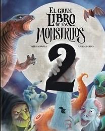Papel El Libro De Los Monstruos 2