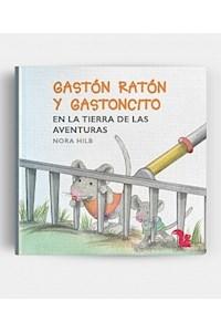 Papel Gastón El Ratón En La Tierra De Las Aventuras