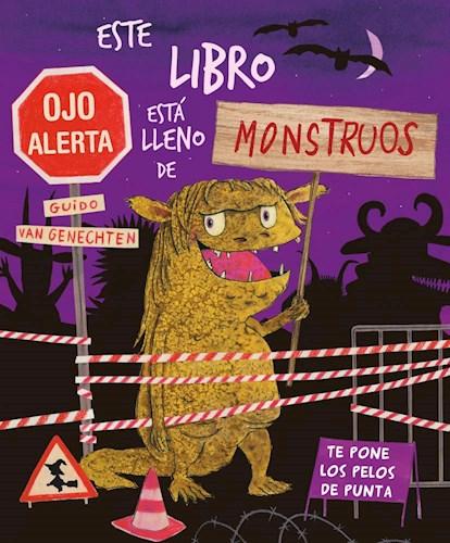 Libro Este Libro Esta Lleno De Monstruos