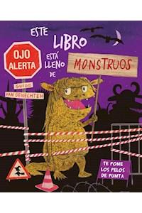 Papel Este Libro Está Lleno De Monstruos