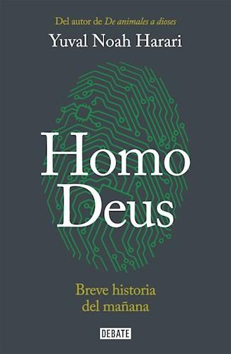 Libro Homo Deus