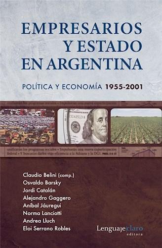 Papel EMPRESARIOS Y ESTADO EN ARGENTINA