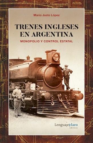 LIBRO TRENES INGLESES EN ARGENTINA