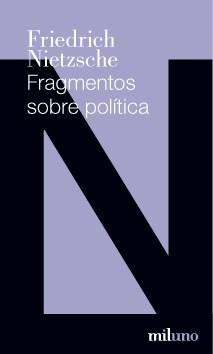 Papel FRAGMENTOS SOBRE POLITICA