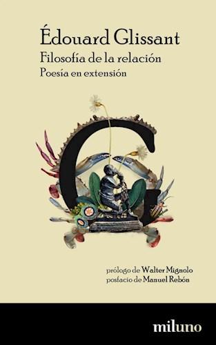 Papel Filosofía De La Relación. Poesía En Extensión