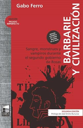 LIBRO BARBARIE Y CIVILIZACION