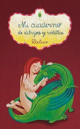 Libro Mi Cuaderno De Dibujos Y Viñetas