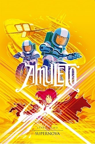 Papel AMULETO 8 - LIBRO SUPERNOVA