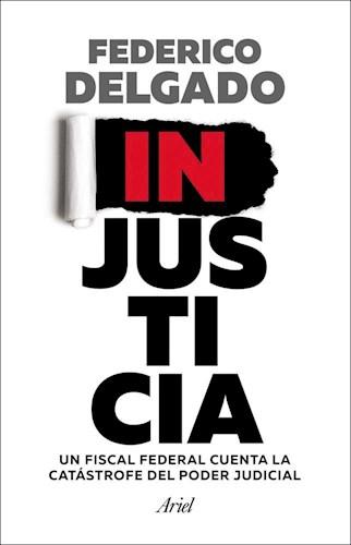 Libro Injusticia
