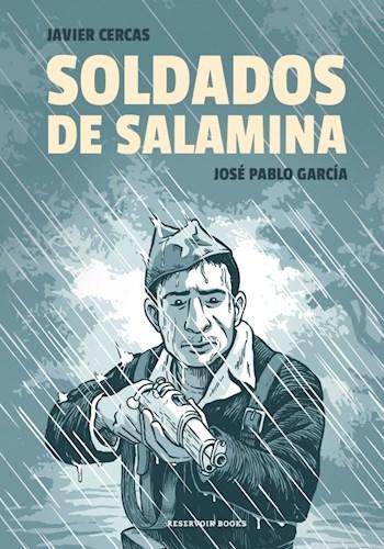 Papel SOLDADOS DE SALAMINA (COLECCION RESERVOIR GRAFICA) (ILUSTRADO)
