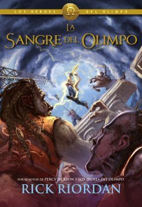 Papel Saga Heroes Del Olimpo V - La Sangre Del Olimpo