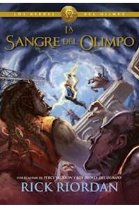 Papel La Sangre Del Olimpo (Los Héroes Del Olimpo 5)