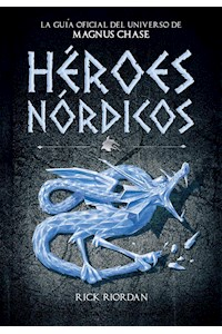 Papel Magnus Chase. Heroes Nordicos