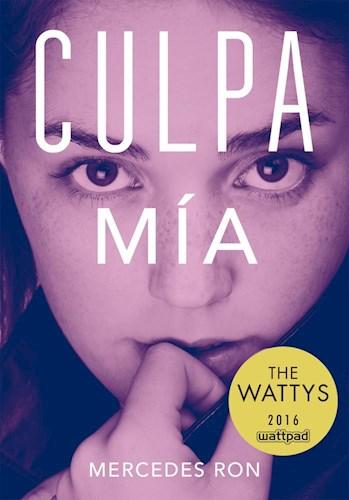 Libro Culpa Mia  ( Libro 1 De La Serie Culpables )