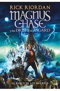 Papel El Barco De Los Muertos (Magnus Chase Y Los Dioses De Asgard 3)