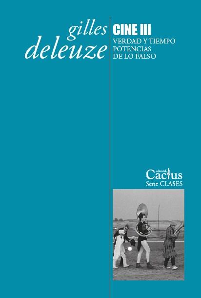 Papel CINE III. VERDAD Y TIEMPO POTENCIAS DE LO FALSO
