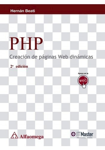 Libro Php Creacion De Paginas Web Dinamicas