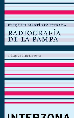 Libro Radiografia De La Pampa