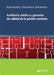 E-Book Auditoría Médica Y Garantía De Calidad De La Gestión Sanitaria  E-Book