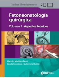 E-Book Fetoneonatología Quirúrgica - Vol. 2  - Aspectos Técnicos (E-Book)