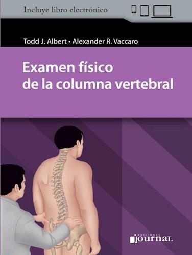 E-Book Examen físico de la columna vertebral (E-Book)