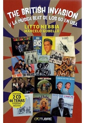 LIBRO THE BRITISH INVASION