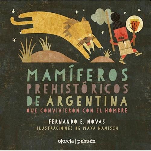 Papel MAMIFEROS PREHISTORICOS DE ARGENTINA QUE CONVIVIERON CON EL HOMBRE