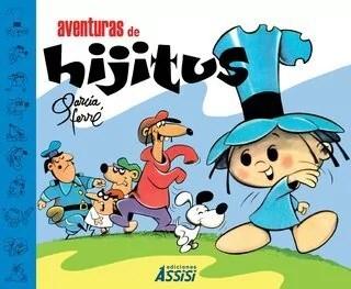 Libro Aventuras De Hijitus