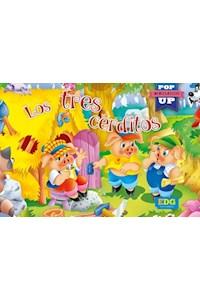 Papel Los Tres Cerditos - Miniclásicos Pop Up
