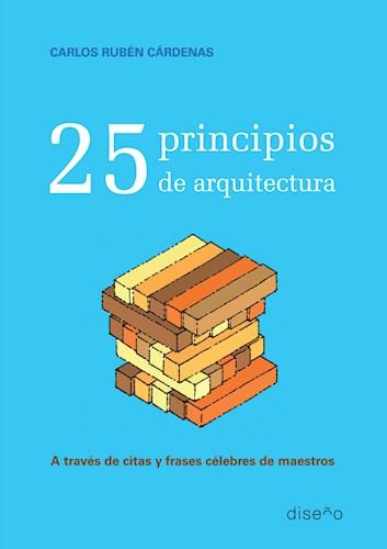 Papel 25 Principios De Arquitectura