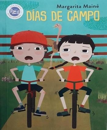 Papel DIAS DE CAMPO (COLECCION LAS AVENTURAS DE FERNAN 2) (ILUSTRADO) (BOLSILLO)