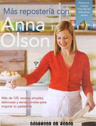 Papel MÁS REPOSTERÍA CON ANNA OLSON