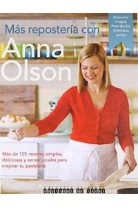 Papel Mas Reposteria Con Anna Olson