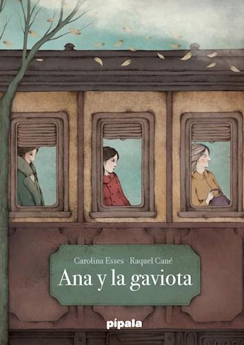 Libro Ana Y La Gaviota