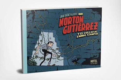 Libro Norton Gutierrez Y El Coller De Emma Tzampak