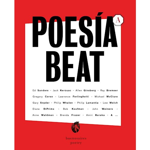 Papel POESIA BEAT
