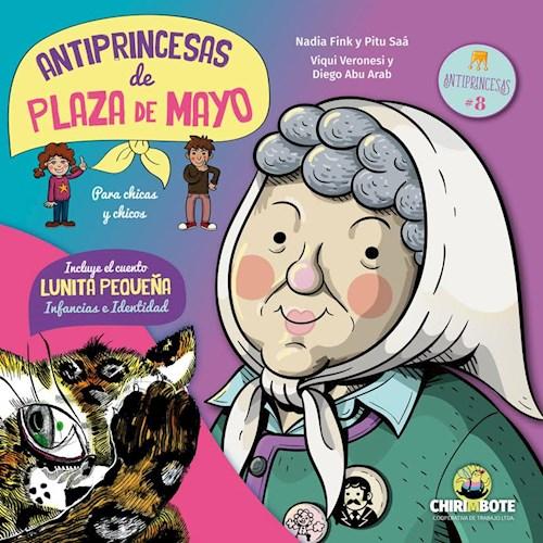 LIBRO ANTIPRINCESAS DE PLAZA DE MAYO