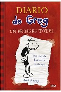 Papel Diario De Greg Un Renacuajo 1