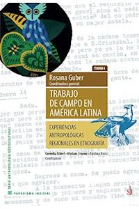 Papel Trabajo De Campo En America Latina Tomo I
