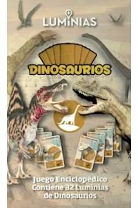 Papel Dinosaurios (Juego Enciclopedico) (Cartas Luminias)