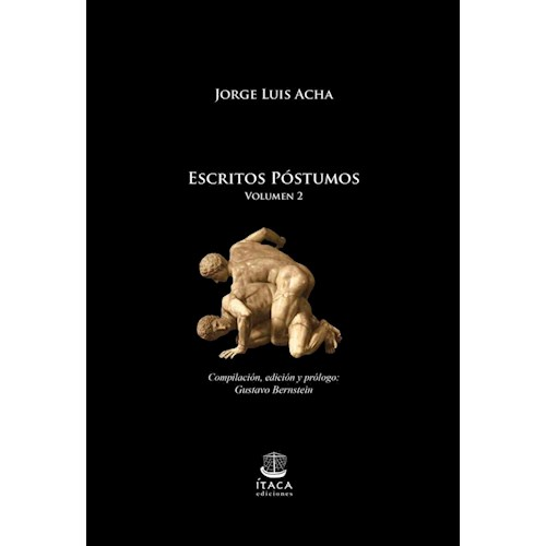 Papel ESCRITOS POSTUMOS VOLUMEN 2