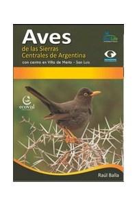 Papel Aves De Las Sierras Centrales De Argentina