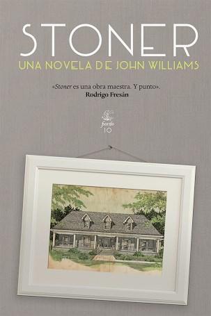 Papel STONER UNA NOVELA DE JOHN WILLIAMS