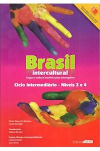 Papel Brasil Intercultural Ciclo Intermediário (Niveles 3 Y 4) 2Da. Edición
