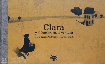 Papel CLARA Y EL HOMBRE EN L VENTANA