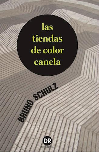 Papel Las tiendas de color canela