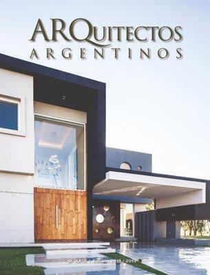 Libro Arquitectos Argentinos 2018-2019