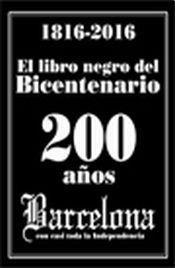 Libro El Libro Negro Del Bicentenario (1816-2016)