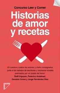Papel Historias De Amor Y Recetas