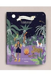 Papel Diario De Viajes Magicos - Tapa Selva